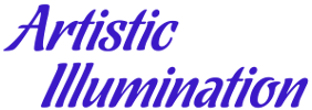 Artistic Illumination Logo